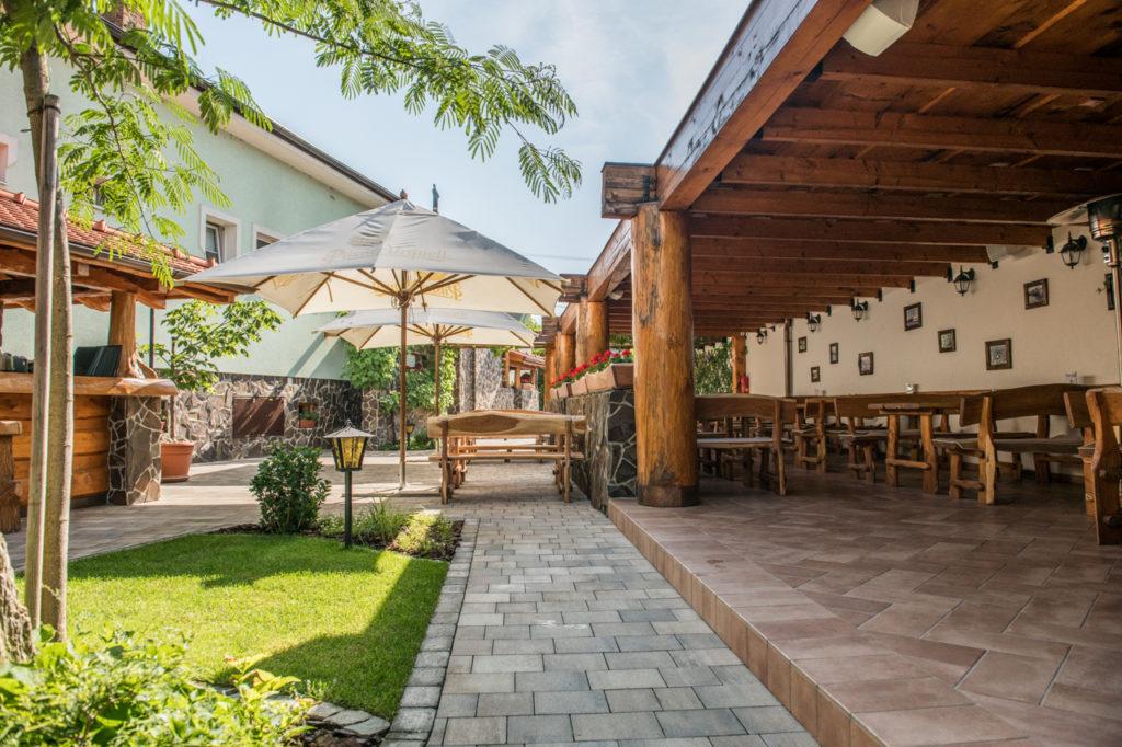 Záhradná reštaurácia