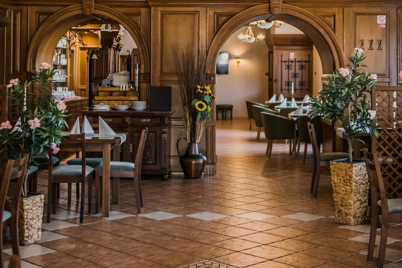 Interiér reštaurácia Trokadero